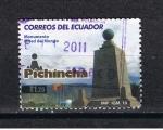 Sellos del Mundo : America : Ecuador : Monumento mitad del mundo  Pichincha