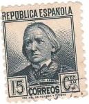 Sellos de Europa - España -  República Española