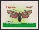 Sellos de Europa - España -  Flora y Fauna-Zygaena rhadamanthus