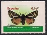 Stamps Spain -  Flora y Fauna-Artimelia latreillei
