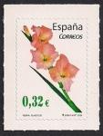 Sellos de Europa - España -  Flora y Fauna-Gladiolo