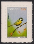 Sellos de Europa - España -  Flora y Fauna-Carbonero comun