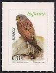 Stamps Spain -  Flora y Fauna-Cernícalo común