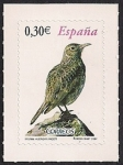Stamps Spain -  Flora y Fauna-Alondra ricoti