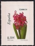 Stamps Spain -  Flora y Fauna-Jacinto