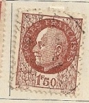 Stamps France -  Mariscal Petain