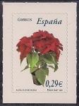 Sellos de Europa - España -  Flora y Fauna-Flor de Pascua
