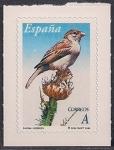 Stamps Spain -  Flora y Fauna-Gorrión