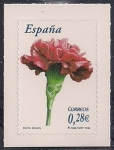 Stamps : Europe : Spain :  Flora y Fauna-Clavel