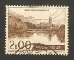 Stamps : Africa : Mozambique :  río pungue