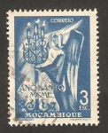 Stamps : Africa : Mozambique :  año santo