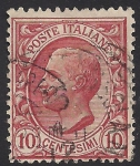 Stamps Europe - Italy -  Víctor Manuel III