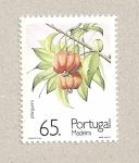 Stamps Portugal -  Madeira, cereza de cayena