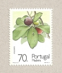 Stamps Portugal -  Madeira, guayaba