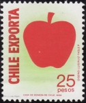 Stamps of the world : Chile :  CHILE EXPORTA
