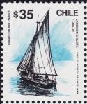 Sellos del Mundo : America : Chile : LANCHON CHILOTE
