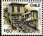 Sellos del Mundo : America : Chile : ASCENSOR