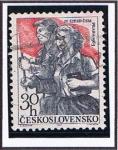 Stamps Czechoslovakia -  Prada 1963
