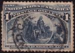 Stamps America - United States -  400 AÑOS DEL DESCUBRIMIENTO