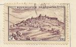 Stamps France -  Iglesia de Vezelay