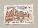Sellos de Europa - Francia -  Saint Germain in Laye