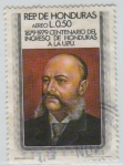 Stamps of the world : Honduras :  Marco Aurelio Soto