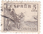 Sellos de Europa - España -  Cid