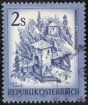 Stamps Austria -  Paisaje