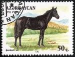 Stamps Azerbaijan -  Fauna
