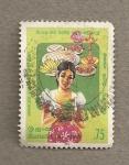 Stamps Asia - Sri Lanka -  Aniversario Año cingalés