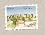 Stamps Portugal -  Castillo de San Jorge