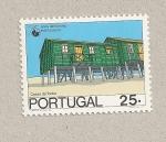 Stamps Portugal -  75 aniv. de Turismo institucional