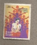 Stamps Asia - Sri Lanka -  Supervivencia y desarrollo infantil
