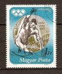 Stamps Hungary -  CANOTAJE