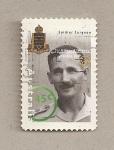 Stamps Australia -  Sir Edward Weary, cirujano
