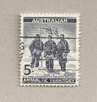 Stamps Australia -  Territorio Antárticos