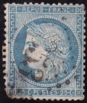 Stamps Europe - France -  REPUBLICA FRANCESA -CÉRÈS