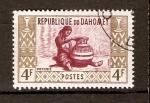 Sellos de Africa - Benin -  ALFARERO