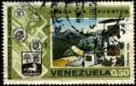 Stamps Venezuela -  Ministerio de Hacienda por más viviendas paga tus impuestos.