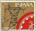 Sellos de Europa - España -  XXXV año de paz española