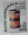 Stamps : America : Guatemala :  tesoros arqueologicos de tikal