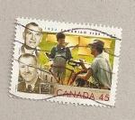 Stamps Canada -  Neumáticos canadienses