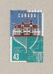 Sellos de America - Canadá -  Academia de Lunenburg