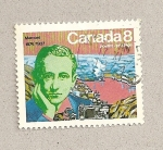 Stamps Canada -  Marconi, inventor