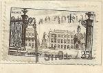 Stamps France -  Nancy Plaza Stanilas