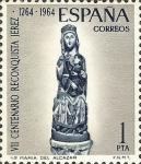Sellos de Europa - España -  VII CENTENARIO DE LA RECONQUISTA DE JEREZ.