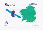 Sellos del Mundo : Europa : España : Edifil  4450   Autonomías.