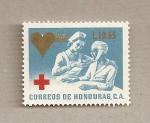 Sellos de America - Honduras -  Cruz Roja hondureña
