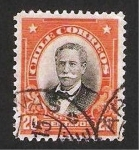 Stamps Chile -  general bulnes