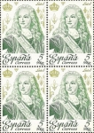 Stamps Spain -  REYES DE ESPAÑA.CASA DE BORBON.